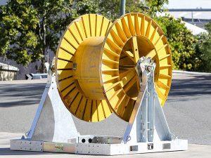 4-Tonne Adjustable Drum Stand