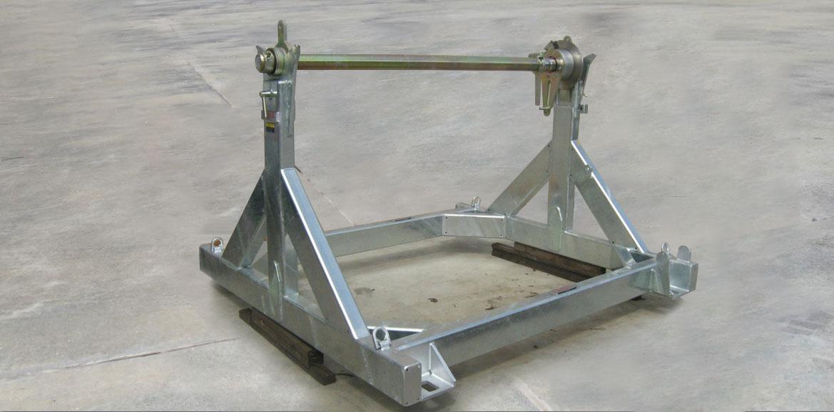 10-Tonne Drum Stand