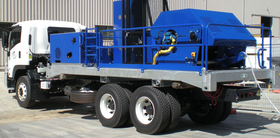 80kN (8-Tonne) Recovery Winch