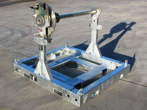 1.5T Drum Stand - cable dispenser stand
