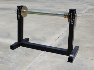 150kg Drum Stand - cable drum stand suppliers