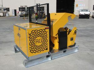 20kN Skid-Mounted Recovery Winch - cable winches australia