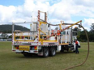 12 Tonne Trailing Cable Reeler