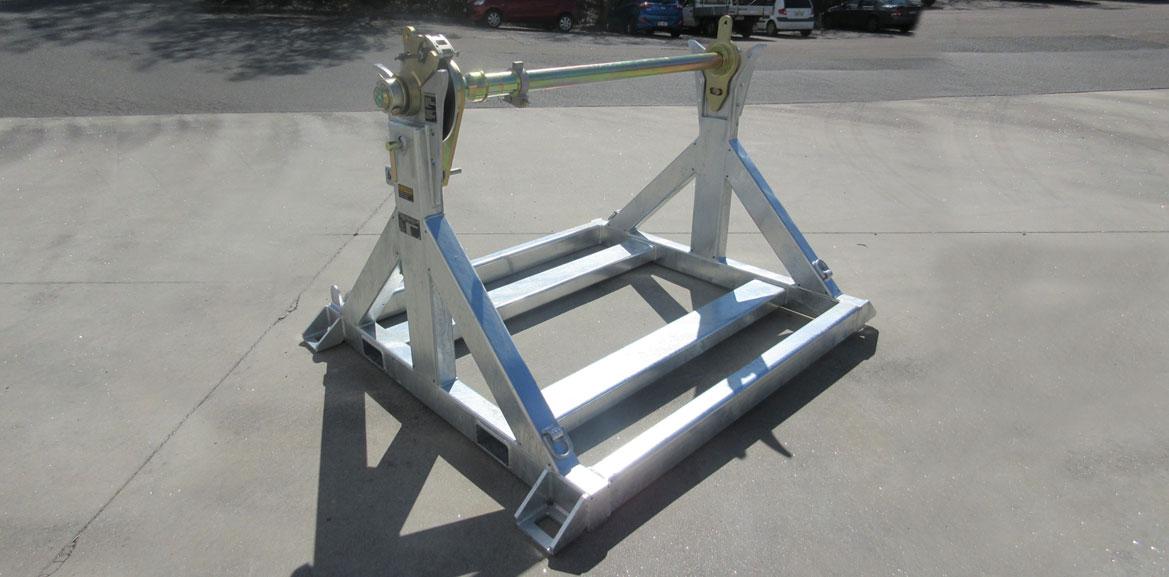 4-Tonne Drum Stand
