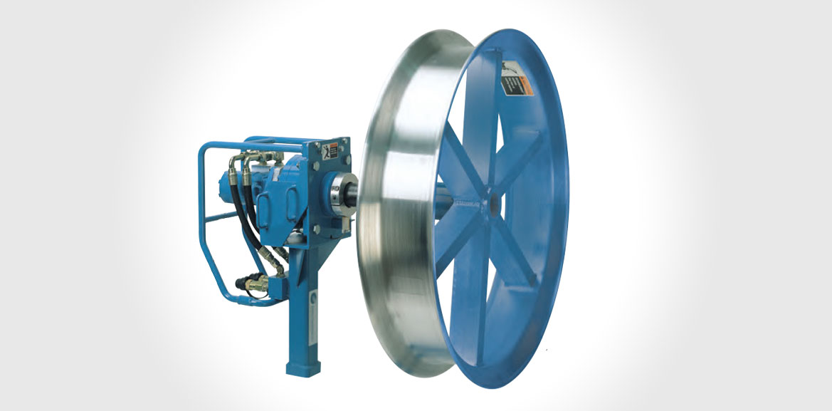 Fibre Optic Cable Puller