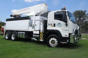 Ergon Energy Has Taken Delivery of Their First TL Model MEWP (October, 2018)