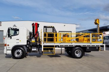 Yarra Trams takes delivery of Winch/Tensioner (July 2019)