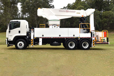 TL17M Delivered to Karratha WA (May 2020)