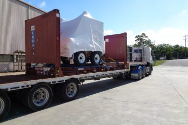 Redmond Gary Australia exports to Mongolia (January 2021)